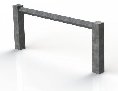 knee rail