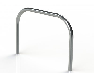 RCH-76-1.5 Stainless steel root fixed perimeter hoop barrier