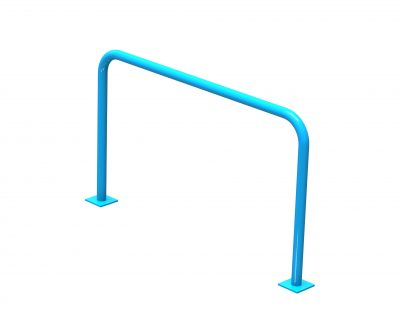 RHB-60-1.75-GPC Root fixed perimeter hoop barrier