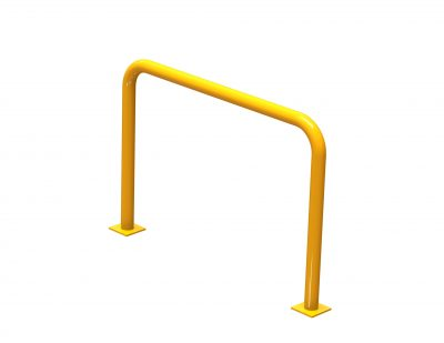 RHB-76-1.5-GPC Root fixed perimeter hoop barrier
