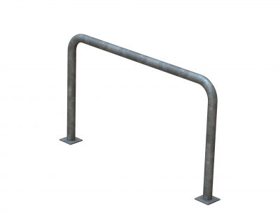 RHB-76-1.75-G Root fixed perimeter hoop barrier
