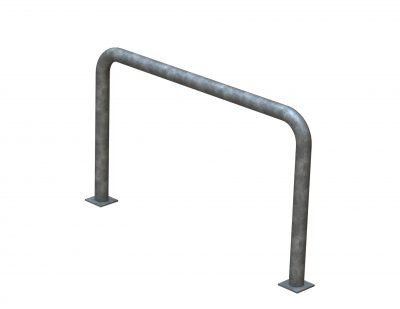 RHB-90-1.75-G Root fixed perimeter hoop barrier